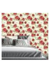 Papel De Parede Autocolante Rolo 0,58 X 5M - Floral 210184