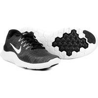 98b10b6cd5 Tênis Nike Wmns Flex 2018 Rn Feminino - Feminino-Preto+Branco