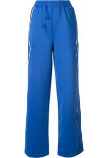 Ader Error Calça Esportiva Pantalona - Azul