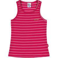 64527c32a Blusa Regata Infantil Pulla Bulla Listrado Feminino - Feminino-Vermelho