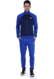 Agasalho Masculino Adidas Marker - Marinho