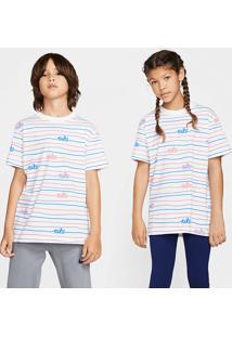 Camiseta Nike Sportswear Infantil