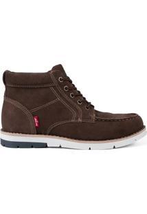 Bota Work Boots Dawson Mid Levis - Masculino-Marrom