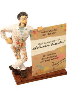 Escultura Decorativa De Resina Coleção Forchino Revendedor...