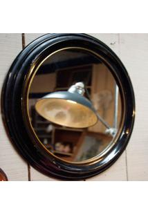 Espelho De Madeira 88 Cm