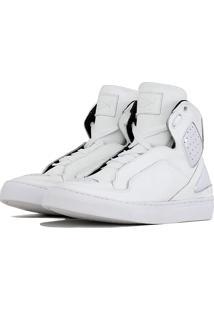 Tênis Sneaker K3 Fitness Space Branco