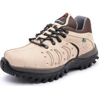 Coturno Adventure Bege masculino   Shoes4you cd8772269a