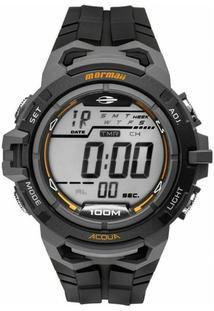 Relógio Mormaii Digital Action Mo1147A8C - Unissex-Preto