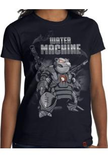 Camiseta Water Machine