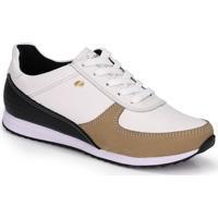 0e140fad7dd58 Tênis Flatform Pegada feminino | Shoes4you