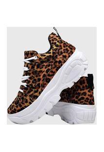 Tênis Sneaker Gommix 1006 Onça