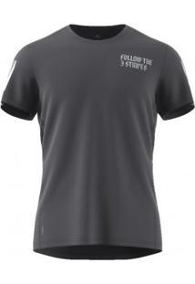 Camiseta Adidas Own The Run Tee Masculina