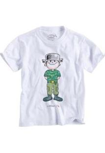 Camiseta Camuflado Reserva Mini Infantil Masculino - Masculino