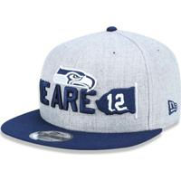 363b03fa0a316 Boné 950 Seattle Seahawks Nfl Aba Reta New Era - Masculino-Mescla Claro