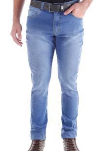 Calça 2201 Jeans Slim Traymon Azul Claro
