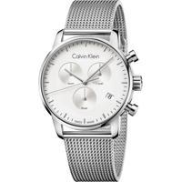 2d12b9e153a Dafiti. Relógio Calvin Klein K2G27126 Prata