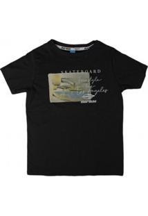 Camiseta Infantil Marlan
