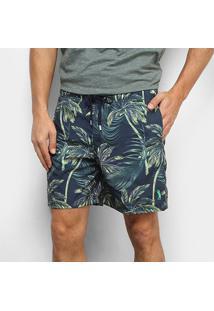 Bermuda Aleatory Pineapple Listras Masculina - Masculino