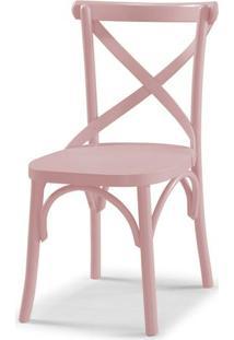 Cadeira X Cor Bege Claro - 31333 - Sun House