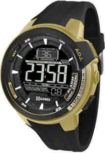 Relógio Masculino X-Games Digital Xmppd483 - Unissex-Preto