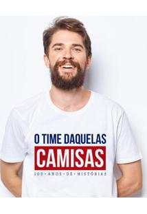 Camiseta For-Tricolor Zé Carretilha Masculina - Masculino