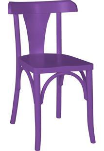 Cadeiras Para Cozinha Felice 78,5 Cm 415 Roxo - Maxima