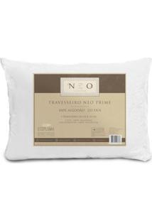 Travesseiro Neo Branco 50X70 Cm