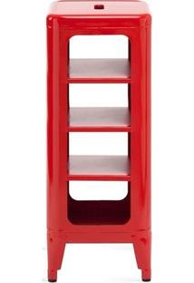 Módulo Tolix 4 Andares - Vermelho