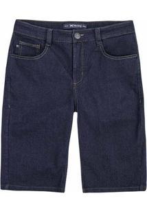 Bermuda Jeans Masculina Em Tradicional Em Algodão