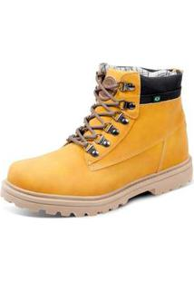 Bota Polo State Eco Canyon First Amarela Yellow