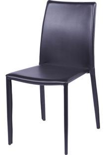 Cadeira Glam - Marrom