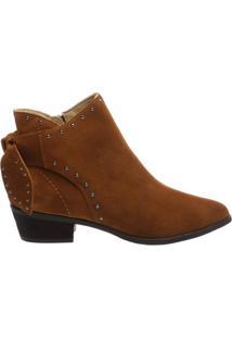 Ankle Boot Studs Wood | Schutz
