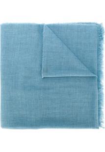 Le Tricot Perugia Cachecol Longo - Azul