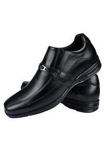 Sapato Social Calçar Hype Confort Preto