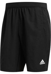Bermuda Adidas 4Kspr Z Wv 8 Masculina - Masculino-Preto