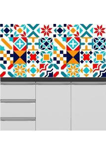Adesivo Azulejos Modernos 11 (15X15Cm)