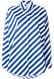Camisa Kenzo Listras feminina   Shoes4you 3c046fa8a04