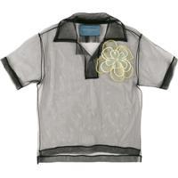 Camisa Pólo Nylon feminina  0527fc65258c7