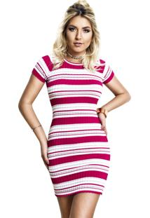 Vestido Myah Marina Pink