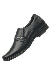 Sapato Pegada 122319-01 Masculino Preto