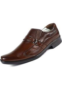 516ed406e Sapato Ranster Confortável Palmilha Gel Couro Marrom