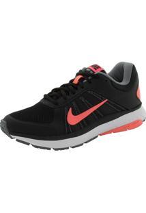 Tênis Feminino Dart 12 Msl Preto/Coral Nike - 831539