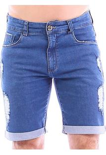 Bermuda Jeans Carlan Rocket