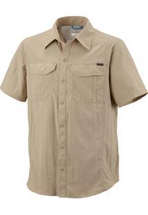 Camisa Silver Ridge Mc Masc Am7474 - Columbia