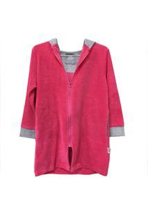 63e245e72 Roupão Para Menina Pink Poliester infantil | Shoes4you