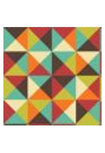 Papel De Parede Adesivo - Triângulos - 930Ppa