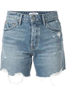 Grlfrnd Short Jeans Jourdan - Azul