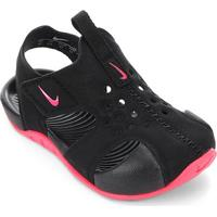 f314e82f89 Netshoes. Sandália Infantil Nike Sunray Protect 2 - Masculino