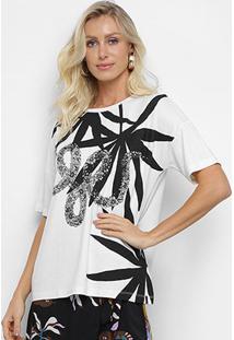 Camiseta Cantão Cobra Feminina - Feminino