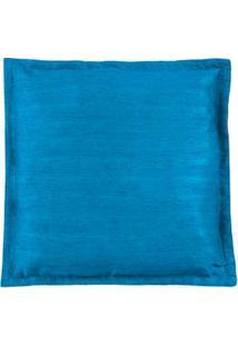 Capa De Almofada Istambul Cor: Azul - Tamanho: Único